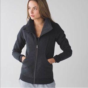 Lululemon Cozy Cuddle Jacket - Size 8